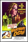 Nightmare Castle DVD