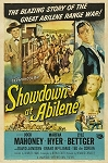 Showdown At Abilene DVD