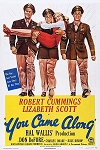 You Came Along DVD