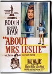 About Mrs. Leslie DVD