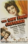 The Lady From Cheyenne DVD