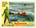 The Monster Of Piedras Blancas DVD