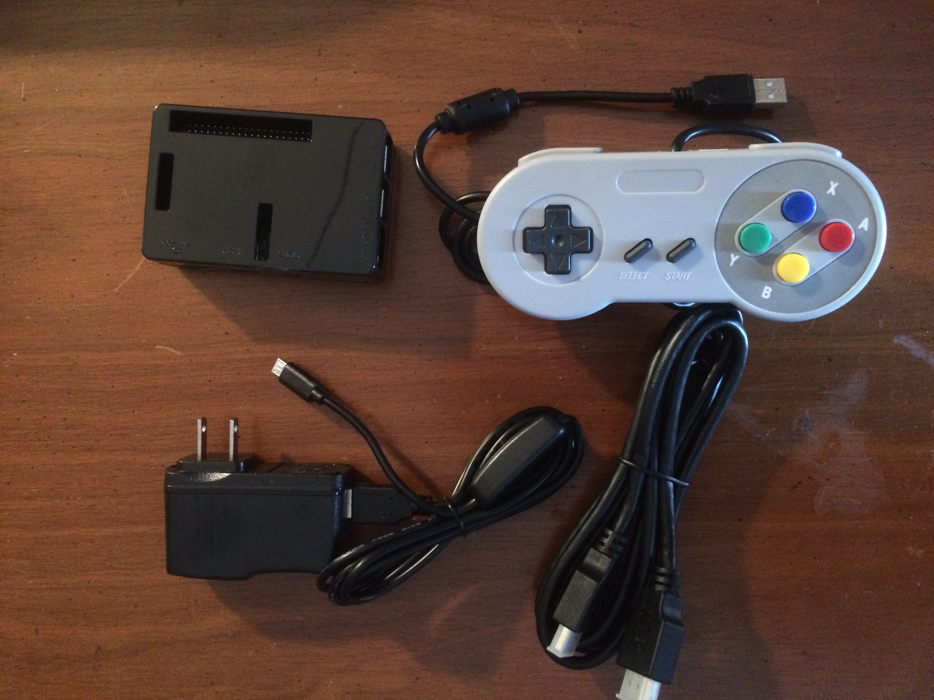 Retropie Video Game System