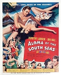 Aloma Of The South Seas DVD
