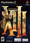 XIII (Thirteen/13) Playstation 2