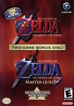 Legend of Zelda: Ocarina of Time and Master quest