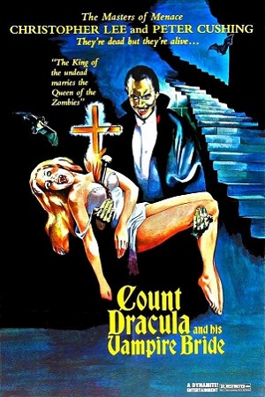 Count Dracula and His Vampire Brides DVD