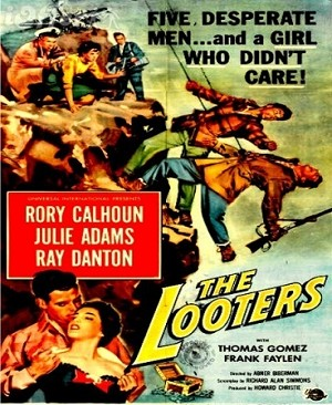 The Looters DVD