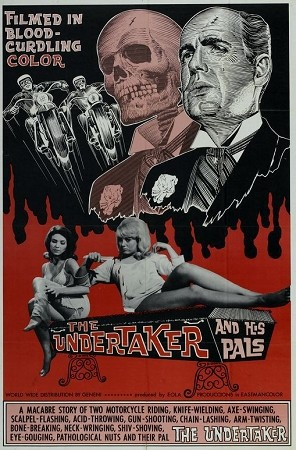 The Undertaker and His Pals DVD