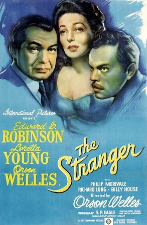 The Stranger DVD