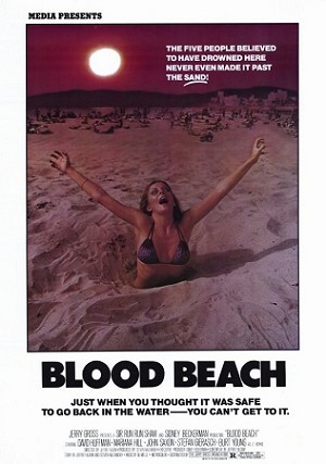 Blood Beach DVD