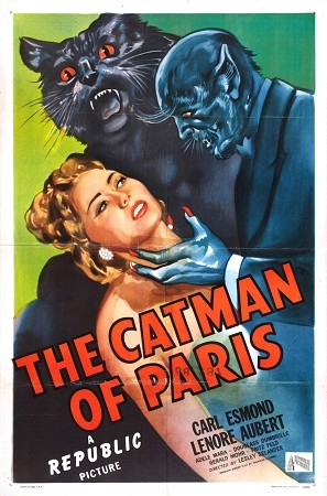 Catman of Paris DVD