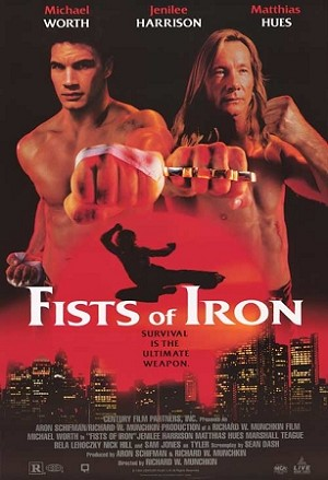 Fists of Iron DVD