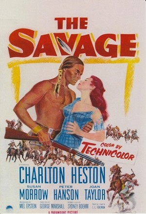 The Savage DVD