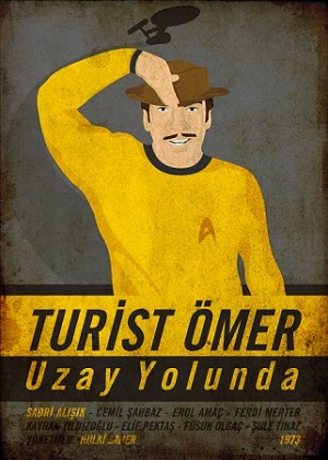 Turkish Star Trek DVD