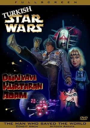 Turkish Star Wars DVD