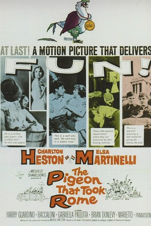 The Pigeon That Took Rome DVD